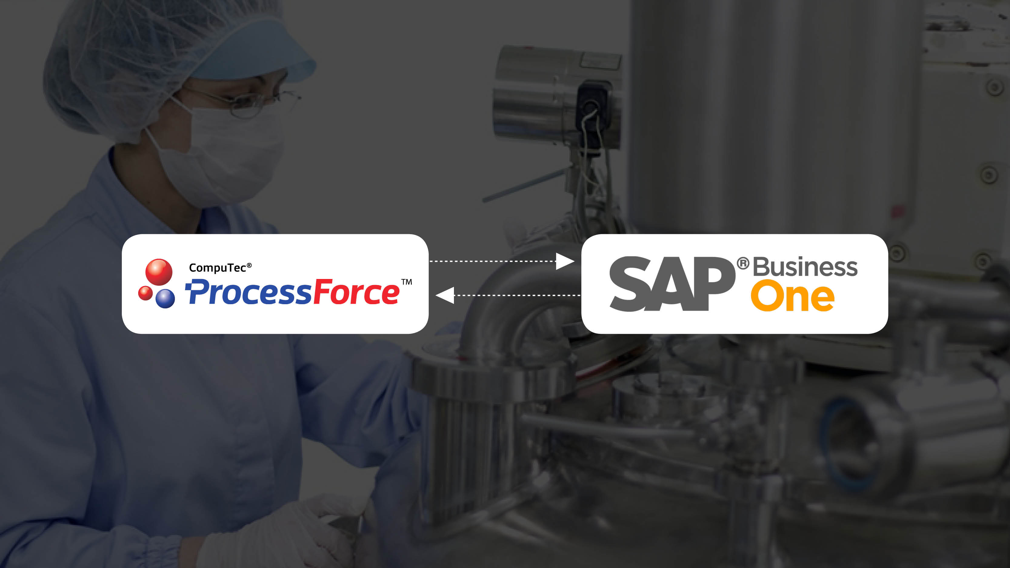 SAP Business One + ProcessForce ERP for process manufacturing companies
